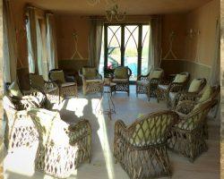 Seminarraum Stühle im Kreis 1 - Impressionen