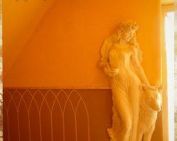Skulptur Seminarhaus Klyngenberg 1 - Impressionen