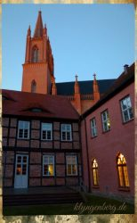 Kloster Kirche Dobbertin 2 - Märchenland Mecklenburg