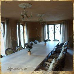 Seminarraum Klyngenberg Mecklenburg - Impressionen