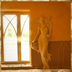 Skulptur Seminarhaus Mecklenburg Harmonische Entwicklung 3 - Impressionen