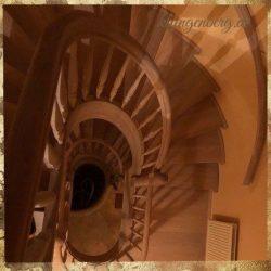 Treppenhaus Seminarhaus Herr der Ringe 2 - Impressionen