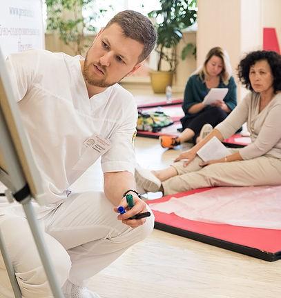 Viszerale Bauchmassage - Viszerale Bauchmassage aus der Taiga
