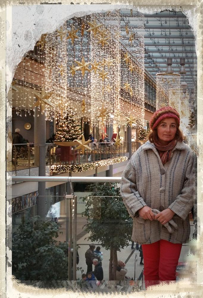 Weihnachten in Berlin Cornelia - Meditation + Ernährung = Transformation hoch zwei