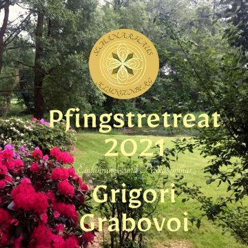 Pfingstretreat 2021 in Klyngenberg Grigori Grabovoi